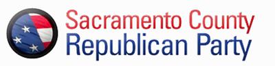 Sacramento County Republican Party Logo