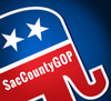 Sacramento County Republican Party Logo