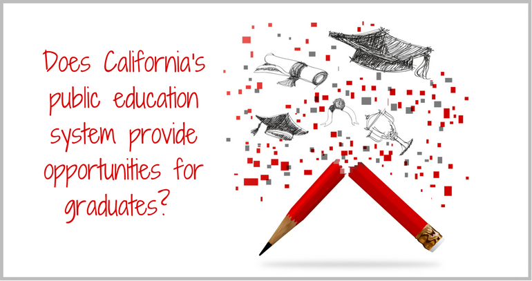 Is California's Education System Failing Our Students?