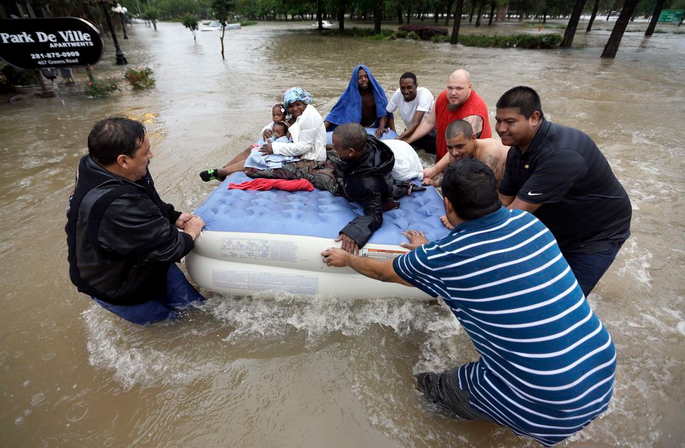 How To Help Flood Victims in Texas