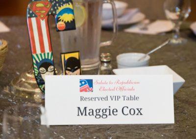 VIP Table Cox