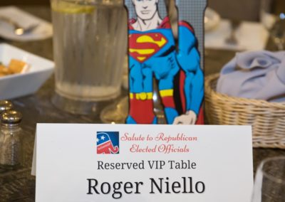 VIP Table Niello