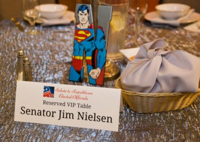 VIP Table Nielsen