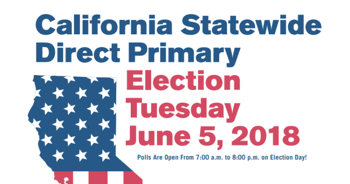 Image result for Images of California primary in 2018