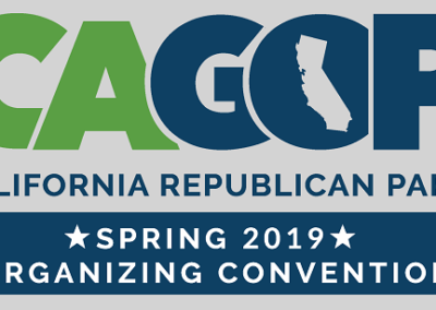 CAGOP Convention Logo