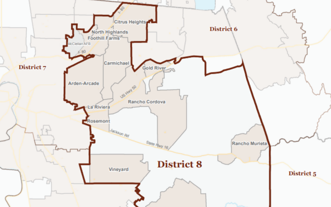 Citizen's Redistricting Commission – Time to Draw the Lines