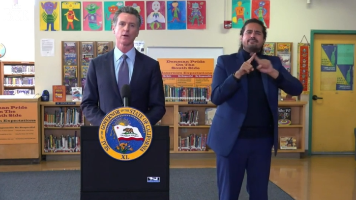 Newsom Strips Parents and School Districts of Control Over Vaccine Mandates